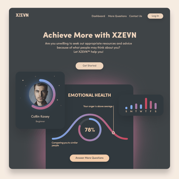 XZEVN: Mental Health and Machine Learning