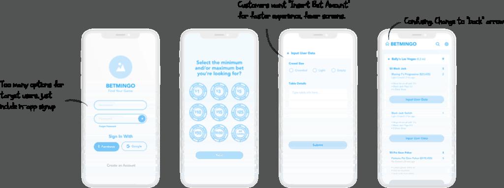 p2p lending app prototype