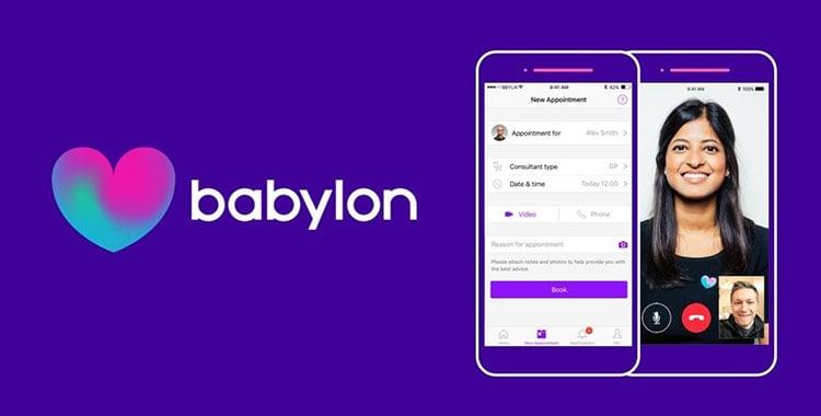 Babylong health starting screen
