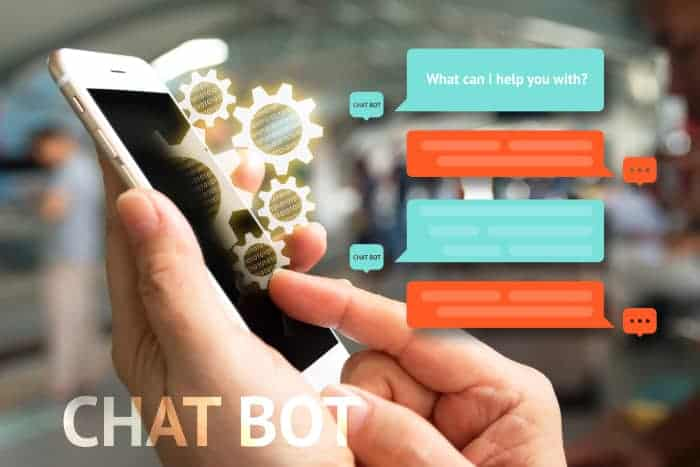 medical chatbots educate about covid