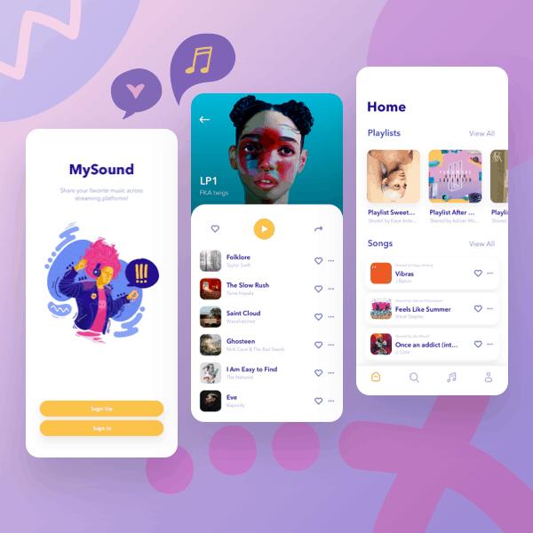 MySound: Instagram for Music